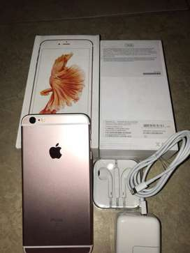 Iphone 6S Plus Rosa (LEER)