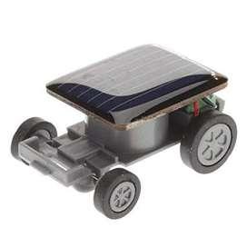Mini Carrito Solar Didactico Educativo