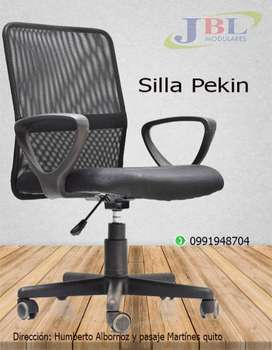 Sillas de oficina  Silla pekín