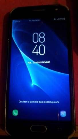 Samsung J5prime con detalle