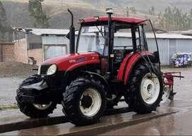 TRACTOR AGRÍCOLA YTO-X754 85HP