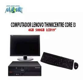 OFERTA COMPUTADORAS CORPORATIVO HP CORE I3 Y I5 COMPLETO