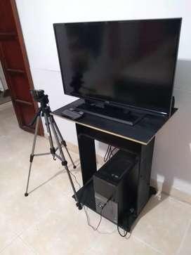 Computador core i7 8gb de Ram