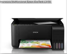 Impresora Epson L3150 por  $195