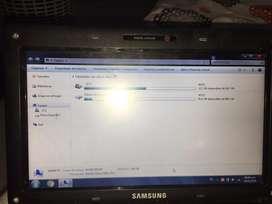 Mini portatil Samsung mini N150 plus ,
