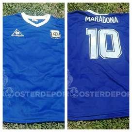 Camiseta Argentina 86 Retro Maradona