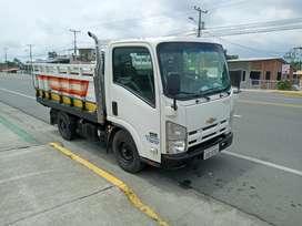 vendo camión por motivo de viaje Chevrolet NLR modelo 2016