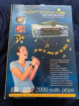 Karaoke academy profesional