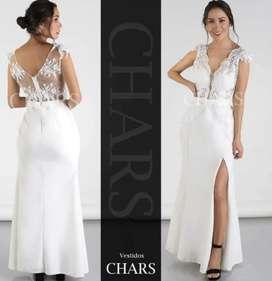 Vestidos de novias civil modas chars