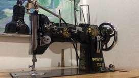 Máquina coser Pfaff 130 perfecta