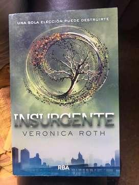 Novela Insurgente (Veronica Roth)