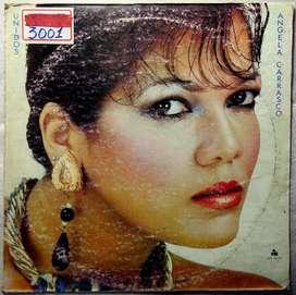 Angela Carrasco Unidos disco vinilo