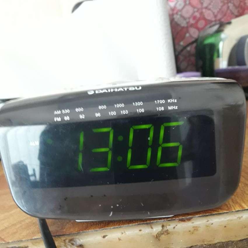 Vendo Radiorelojdespertador 0