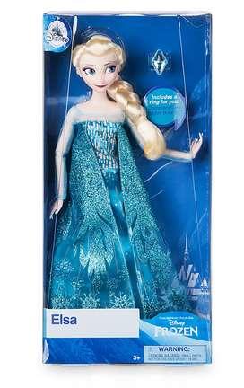Muñeca Frozen Elsa Disney