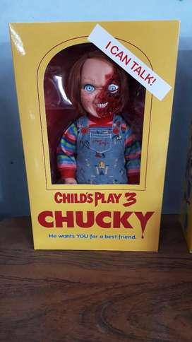 Vendo Figura Chucky 38cm con Sonido