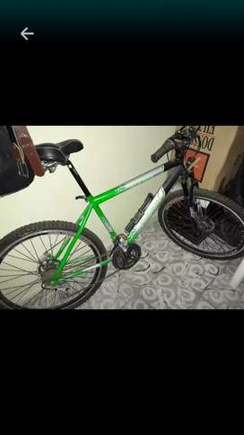 Bicicleta todo terreno Barranquilla
