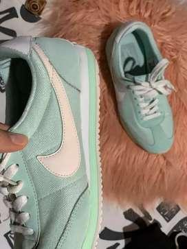 Zapatillas Nike borrador verde menta