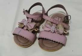 Zapatos de niña talla 19