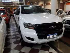 Ford Ranger XL Safety 4x4 2017