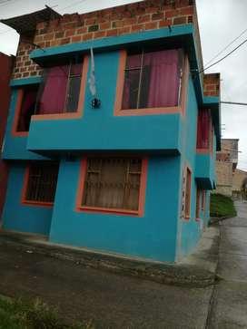 Vendo o permuto casa en choconta cundinamarca