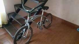 Bici para niños, usada hace 3 años