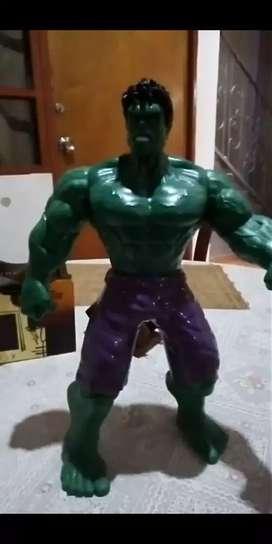 Hulk muñeco con sonido