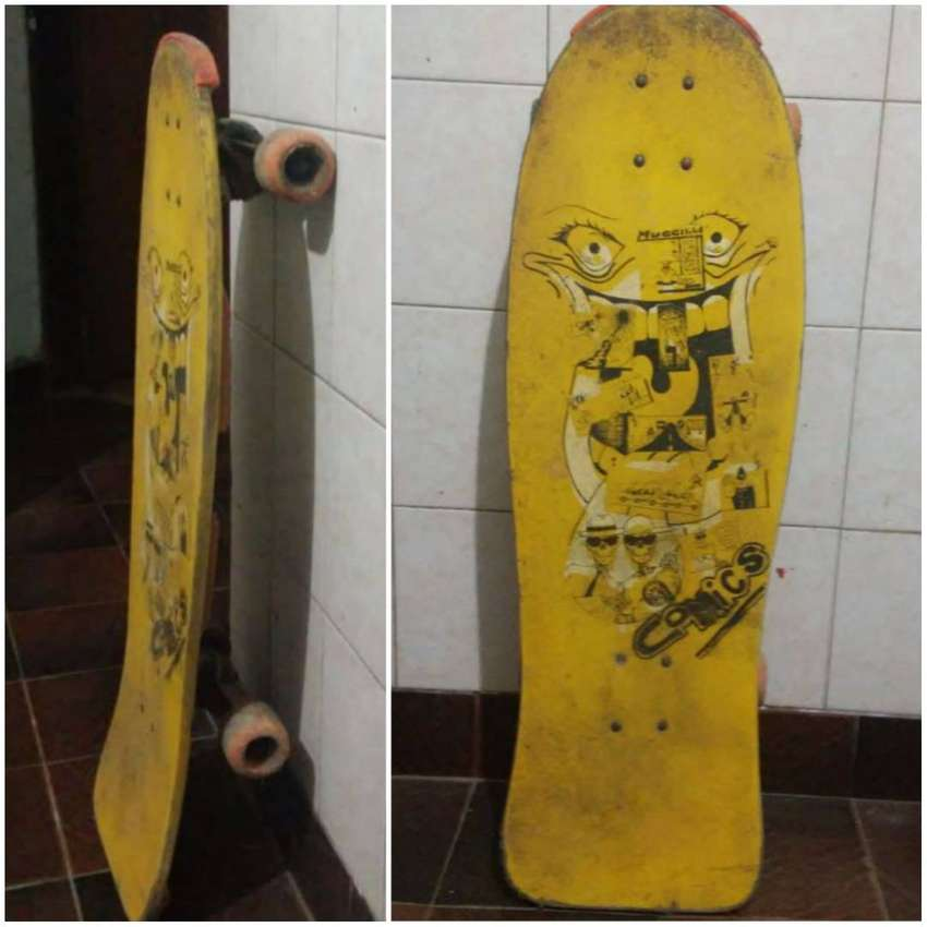 Patineta vintage skate 0