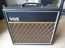 Amplificador Vox Pathfinder 15r Reverb Y Trémolo Guitarra