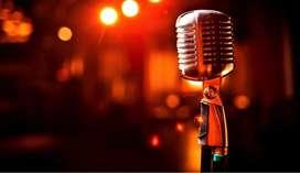 Karaokes y pistas musicales