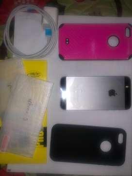 Vendo iphone 5s , estado 9 de 10