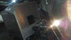 Motocarro furgon akt