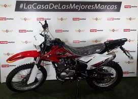 Motocicleta Axxo TRZ250 nueva 0kms