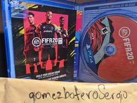 FIFA 20 como nueva