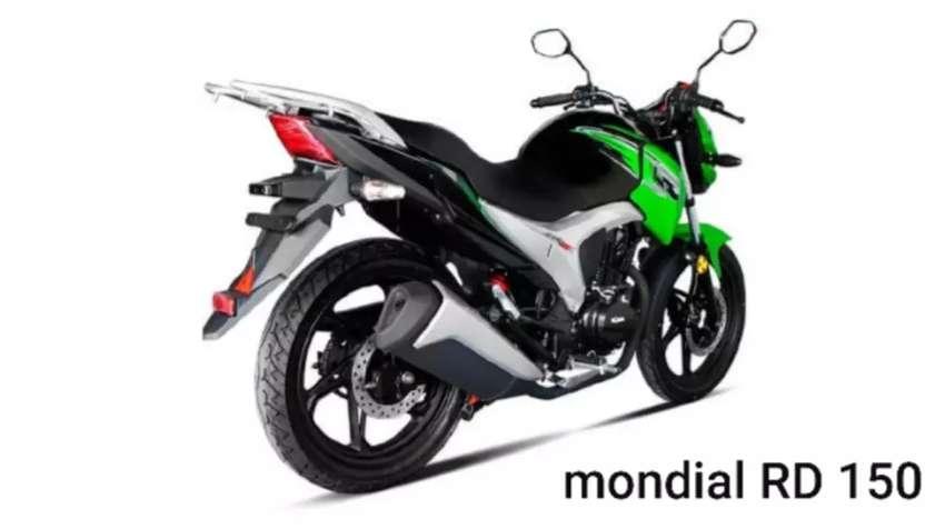 MONDIAL RD 150 0