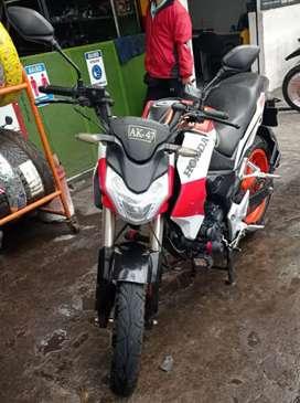 VENDO MOTO RANGER 250 AÑO 2029