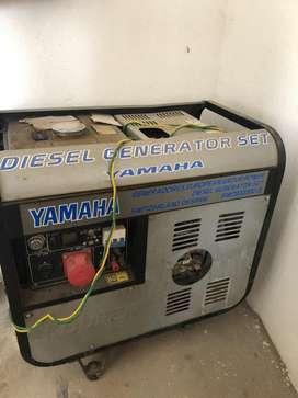 Vendo Generador Yamaha