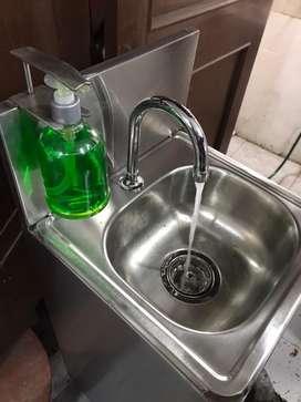 Lavamanos portatil