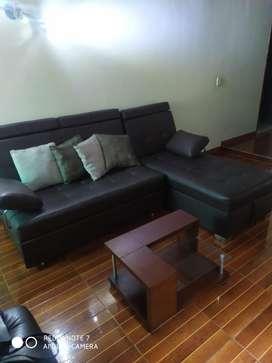 Venta de muebles para sala de segunda