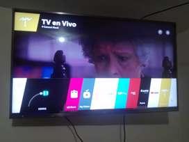 Tv Lg 47' smartv 3d