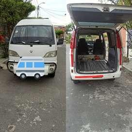 Se vende camioneta HAFEI de carga  modelo 2008