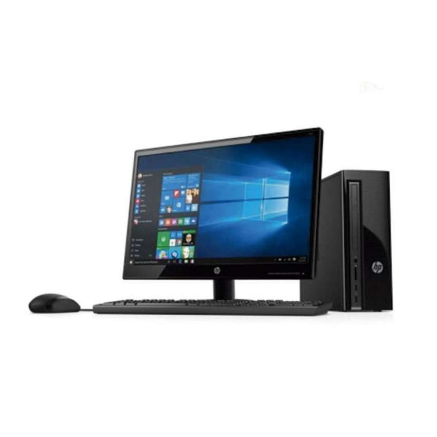 Oferta Pc Hp Intel. Core I3 Completo con factura y garantía 0