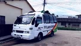 Excelente oportunidad de inversion en pitalito.vendo Microbus ruta batallon y contador.