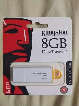 Memoria USB Kingston 8GB DTIG4