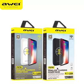 Power Bank Awei P21K 12000mAh