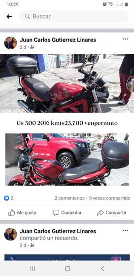 Gs 500 2016 kmts25500