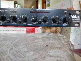 DBX166XL COMPRESOR/LIMITER/GATE
