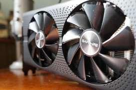 Tarjeta de Video RX 570 4GB full Gaming Sapphire Pulse