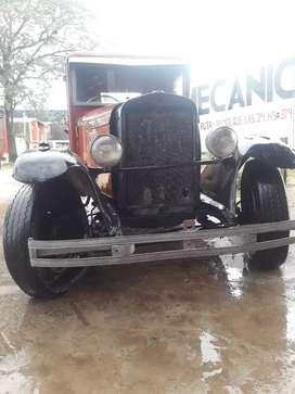 Camioneta de colección Chevrolet 1929