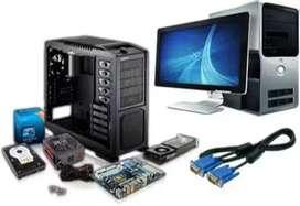 Servicio técnico de inst de redes, sist electrica y camaras