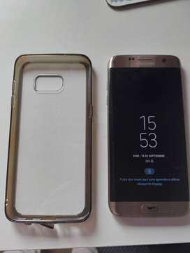 Samsung S7 Edge SM G935 FD 32gb.Plateado.Liberado